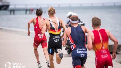 video resumen copa mundo triatlón Lisboa masculino