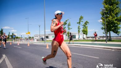 Nicola Spirig gana copa mundo triatlon lisboa