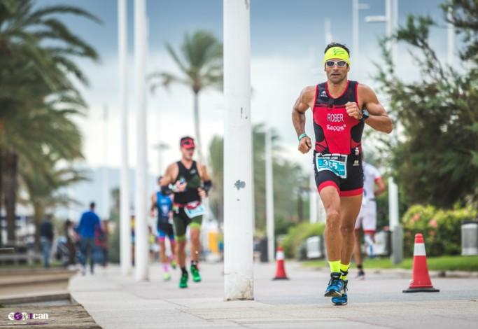 Running segment at ICAN Gandia