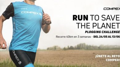 COMPEX Virtual Challenge: RUN TO SAVE THE PLANET