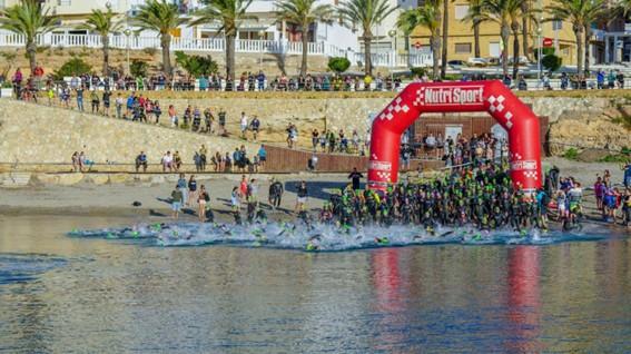 How to follow the MD Tradeinn 140.6INN Spanish Championship live?