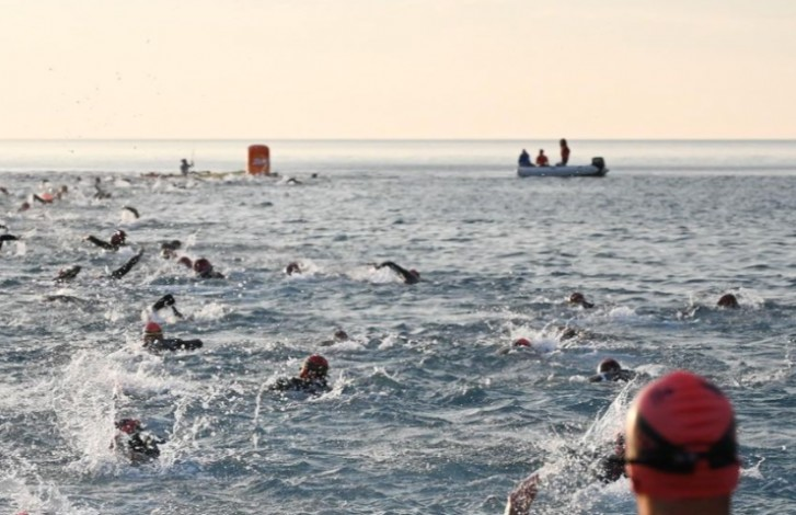 Mental and physical training for open water