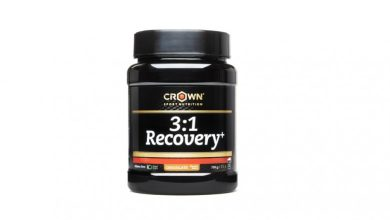 Recuperador muscular 3:1 RECOVERY