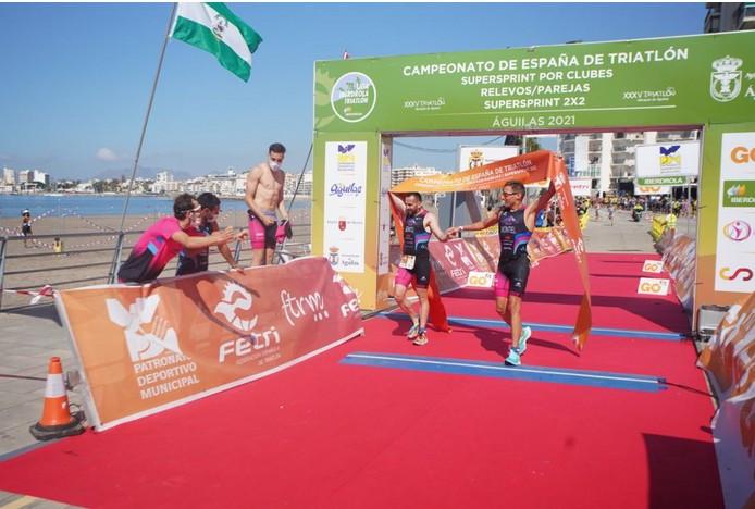 Campeonato de España de Triatlón SuperSprintp por Clubes 2x2