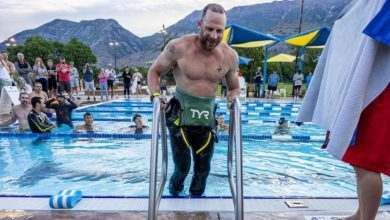 Iron Cowboy finishes 100 IRONMAN in 100 days