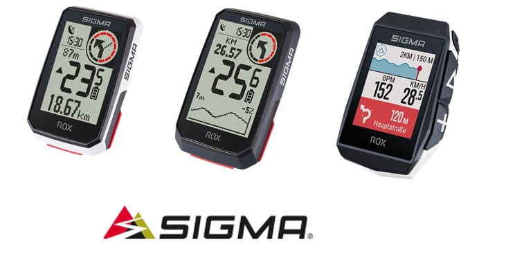 Novos modelos Sigma