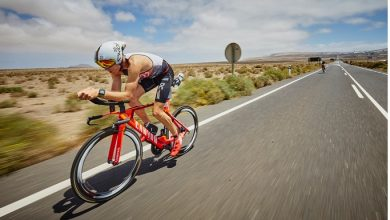 More than 900 triathletes will be at IRONMAN Lanzarote