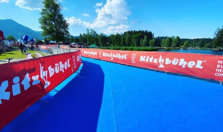 Wo kann man die Kitzbüheler Triathlon Europameisterschaft live verfolgen?