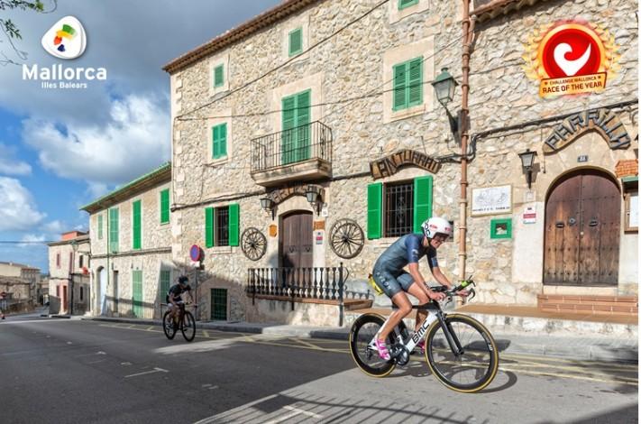 Segmento ciclista del Challenge Paguera