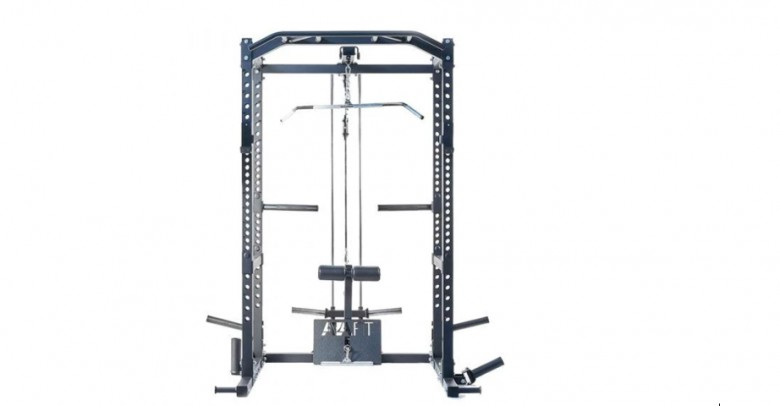 Training with power cage or Power Rack