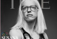 TIMES Magazine Cover with Susana Rodríguez