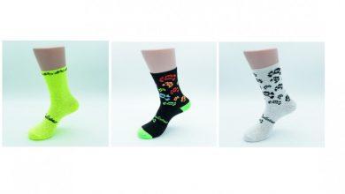 Angelina Calzino Endurance Sports Socks