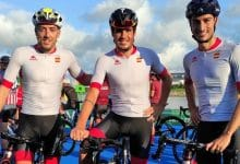Where to see Noya, Mola and Alarza live in the men's triathlon of the Tokyo Olympic Games?