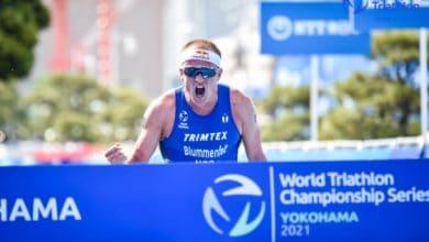 Kristian Blummenfelt campeon ollímpico