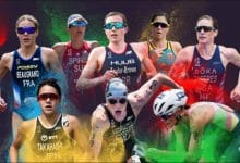 Women's preview of the triathlon test of the Tokyo Olympics
