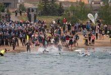 Ein Triathlet stirbt beim Ironman 70.3 Calgary