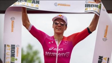 Danyela Ryf vuelve al ruedo en el IRONMAN 70.3 Switzerland