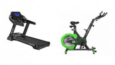 ¿Qué máquina de cardio elegir: cinta de correr o bici de spinning?