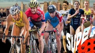 Wo kann man den Super League Triathlon London live verfolgen?
