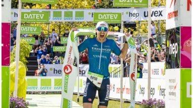 Patrick Lange and Anne Haugh win Challenge Roth