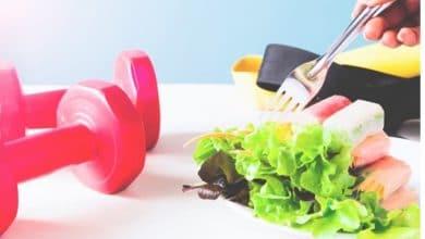 Ernährung beim Sportler