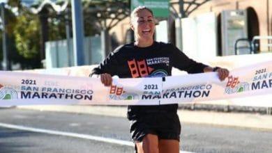 Judith Corachán gana la maratón de San Francisco