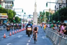 The European Triathlon Championship arrives this week in Valencia