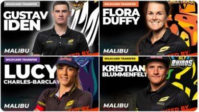 Kristian Blummenfelt, Flora Duffy, Gustav Iden e Lucy Charles estarão na Super League Triathlon
