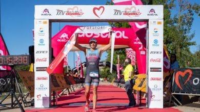 amilo Puertgs gewinnt den Sevilla-Triathlon
