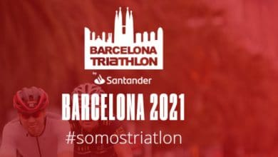 résultats triathlon barcelone 2021