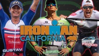 Lionel Sanders sera à IRONMAN California avec Jan Frodeno et Gustav Iden